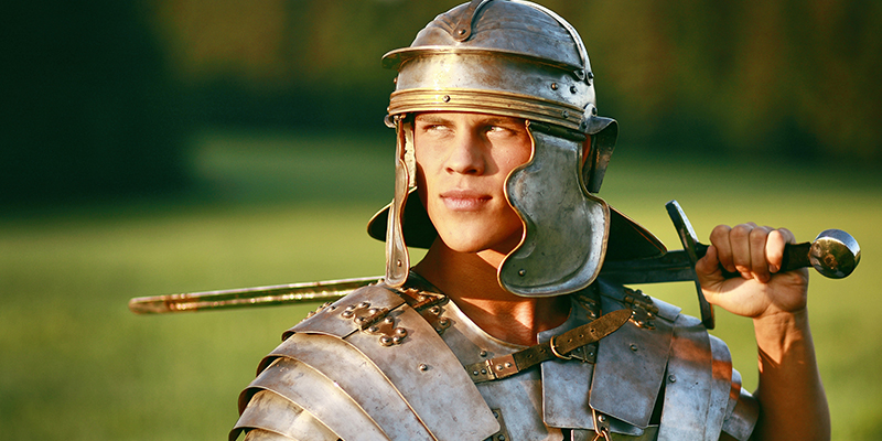 What is the whole armor of God mentioned in Ephesians 6?