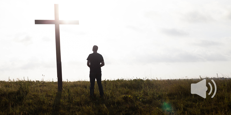 What does it mean to be crucified with Christ? (Galatians 2:20)