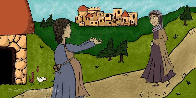 Mary and Elizabeth in the Bible: A story of true friendship